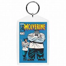 Marvel Comic Book WOLVERINE #8  Cover Keychain