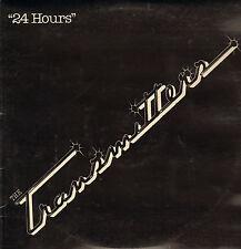TRANSMITTERS - 24 Hours (1978 UK NEW WAVE/PUNK VINYL LP)