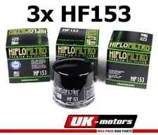 3x HIFLO Filtro Aceite Filtro HF153 HIFLO