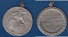 Siegburg St. Sebastianus Schützen Bruderschaft vers. AE-Medaille ca. 25,03 g