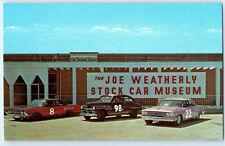 South Carolina Joe Weatherly Stock Car Museum Exterior View Vintage Postcard