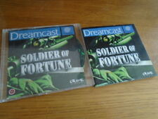 pour sega dreamcast soldier of fortune