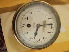 "Mercer St Albans England 8"" Maritime Clock"