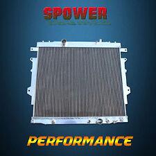 For Toyota Hilux KUN26R KUN16R 1KD 3.0L Turbo Diesel AT Aluminum Radiator 3ROW