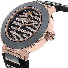 Swarovski Watch Octea Sport Zebra Rose Gold Tone 39 mm clear crystals 5080197