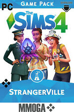 Los Sims 4 - StrangerVille Pack de Accesorios - DLC Juego - PC EA Origin ES
