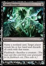 Cabal Therapy // Foil // NM // Premium Deck Series: Graveborn // engl. // Magic