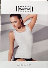 wolford Athens Top  Medium Tabasco Red Brand New
