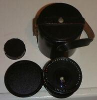 Carl Zeiss Jena electric DDR MC Flektogon 20mm 20 mm 2.8 1:2.8 - M42