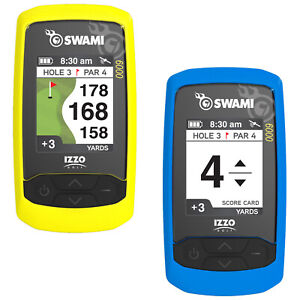 Izzo Swami 6000 Golf GPS Preloaded Courses Compact Colour Display Rangefinder