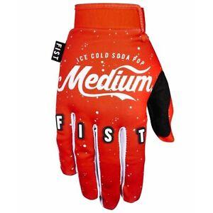 Fist Handwear Gloves Bmx Mtb Dh Downhill Cycling Mx Atv Gear MEDIUM BOY SODA POP