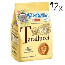 12x Mulino Bianco Kekse Tarallucci 350g Italien biscuits cookies kuchen brioche
