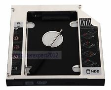 For Acer TRAVELMATE P243-M-33124G32Ma 6293 2nd HDD HD SSD HARD DRIVE Case Caddy