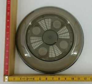 Ronco Food Dehydrator 187-04-0 Replacement Part - Brown Round Vent Lid Cover Top