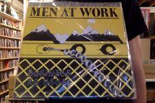 Men at Work Business as Usual LP sealed vinyl MFSL MOFI