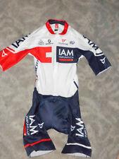 Rarität Cuore Team IAM Scott Clemet aero Zeitfahranzug / Speedsuit / Skinsuit
