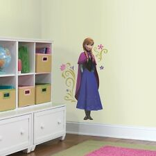 New Disney Frozen ANNA Giant Wall Decals Movie Stickers Kids Bedroom Decor