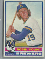 1976 Topps #316 Robin Yount