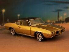 1970 70 PONTIAC GTO RAM AIR COLLECTIBLE 1/64 SCALE DIECAST MODEL  - DIORAMA
