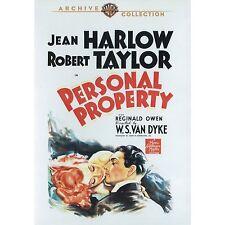 PERSONAL PROPERTY  (Jean Harlow) -  Region Free DVD - Sealed