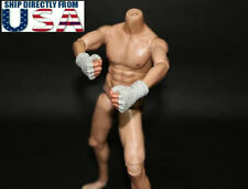 1/6 Scale Boxing Hands For PHICEN TBLeague Hot Toys Worldbox Male Figure U.S.A.