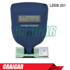 New Portable Coating Thickness Gauge Leeb251