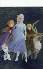 PANINI carte 76-Disney Frozen la reine 2 cartes de collection série 2019