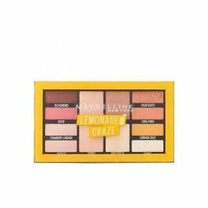 Maybelline New York Lemondae Craze Eyeshadow Palette 12g