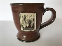 Sunset Hill Stoneware Mug Carlsbad Caverns National Park Coffee Cup
