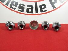 CHRYSLER JEEP DODGE 4-lug Wheel Lock Set with key NEW OEM MOPAR