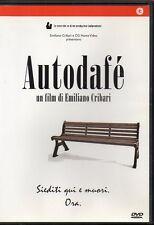 AUTODAFE' - DVD (USATO EX RENTAL)