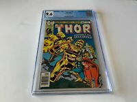 THOR 283 CGC 9.6 WHITE PAGES THE CELESTIALS MARVEL COMICS 1979