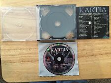Kartia: The Word of Fate PlayStation 1 2 PS2 PS1 System Game & manual