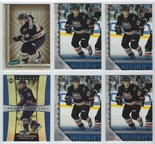 Tomas Fleischmann lot of 2005-06 Rookie Cards (6 cards)