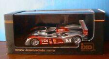 Voitures des 24 Heures du Mans miniatures multicolores Audi