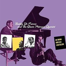 Buddy de Franco - & the Oscar Peterson Quartet + 1 Bonus Track [New CD] Bonus Tr
