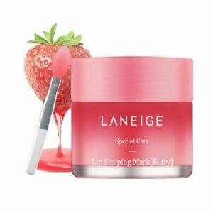 LANEIGE Lip Sleeping Mask Balm 20g Berry Korea Cosmetic Lip Repair Care NEW BOX