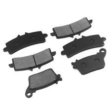 Front Rear Brake Pads Fit For Suzuki GSXR600/750 2011-2016 13 14 15 Motorcycle