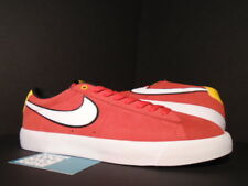 Nike Dunk BLAZER LOW GT SB GRANT TAYLOR UNIVERSITY RED WHITE BLACK YELLOW NEW 10