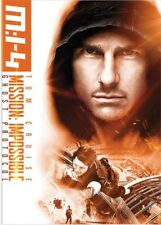 Mission: Impossible: Ghost Protocol [New DVD] Ac-3/Dolby Digital, Dolby, Dubbe