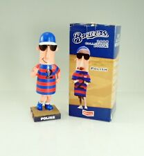 2008 Milwaukee Brewers Klements Racing Sausage Polish In Box