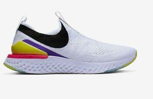Nike Epic Phantom React Flyknit Running Shoes Size UK 6 EU 40