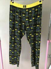 Primark Mens Batman Pyjama Bottoms Relaxing Pants Size Large