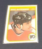 1982 O-PEE-CHEE NHL Hockey - #255 Brad McCrimmon - OPC Free Shipping