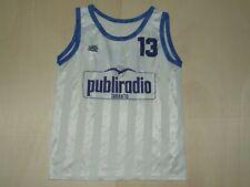 Shirt Maillot Tank Top Basketball Publiradio Taranto N°13 Size Xl