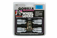 Gorilla Guard 61631 12mm x 1.50 Acorn Hardened Steel Chrome Plated Wheel Locks