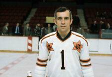 Ed Giacomin New York Rangers  All Stars Game 1971 8x10 Photo
