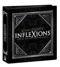 Rittenhouse 2019 Game of Thrones Inflexions Trading Card Binder Album P1 Promo