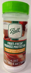 Ball Fruit Fresh Produce Protector, Protects Flavor Of Fresh Cut Produce (5 oz)