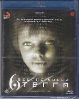 Blu-ray 6 GIORNI SULLA TERRA nuovo sigillato 2011